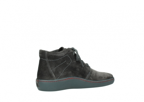 wolky lace up shoes 08126 babylon 40210 anthracite suede_11