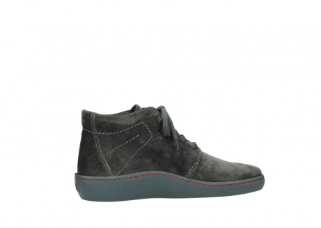 wolky lace up shoes 08126 babylon 40210 anthracite suede_12