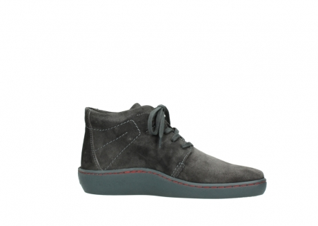wolky lace up shoes 08126 babylon 40210 anthracite suede_14