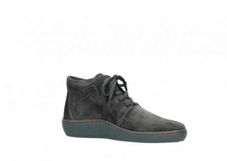 wolky lace up shoes 08126 babylon 40210 anthracite suede_15