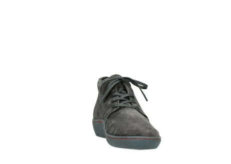 wolky lace up shoes 08126 babylon 40210 anthracite suede_18
