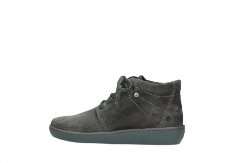 wolky lace up shoes 08126 babylon 40210 anthracite suede_2