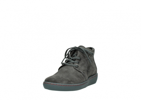 wolky lace up shoes 08126 babylon 40210 anthracite suede_21