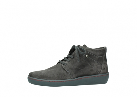 wolky lace up shoes 08126 babylon 40210 anthracite suede_24