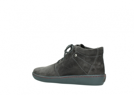 wolky lace up shoes 08126 babylon 40210 anthracite suede_3