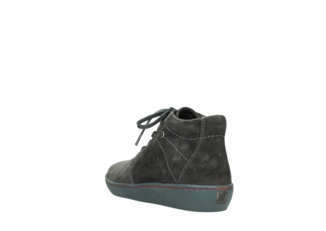 wolky lace up shoes 08126 babylon 40210 anthracite suede_5
