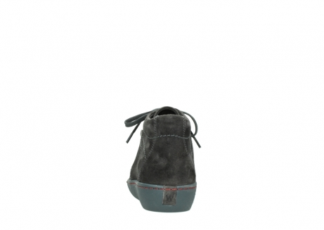 wolky lace up shoes 08126 babylon 40210 anthracite suede_7