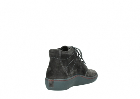 wolky lace up shoes 08126 babylon 40210 anthracite suede_9