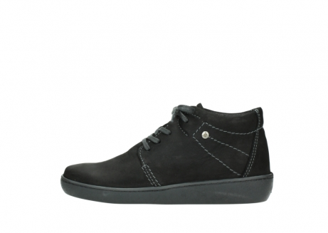 wolky lace up shoes 08126 babylon 50000 black oiled nubuck_1