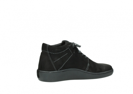 wolky lace up shoes 08126 babylon 50000 black oiled nubuck_11