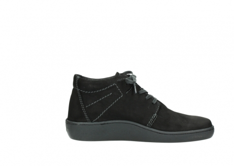 wolky lace up shoes 08126 babylon 50000 black oiled nubuck_13