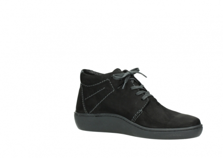 wolky lace up shoes 08126 babylon 50000 black oiled nubuck_15