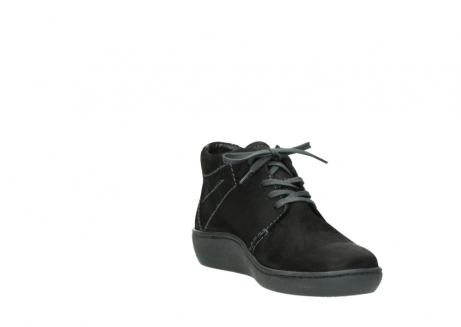wolky lace up shoes 08126 babylon 50000 black oiled nubuck_17