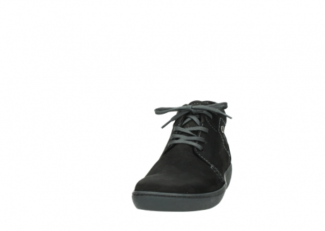 wolky lace up shoes 08126 babylon 50000 black oiled nubuck_20