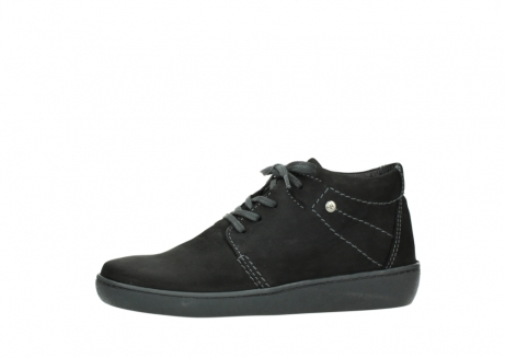 wolky lace up shoes 08126 babylon 50000 black oiled nubuck_24