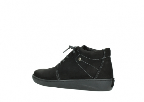 wolky chaussures a lacets 08126 babylon 50000 nubuck noir_3