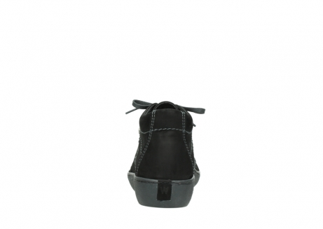 wolky chaussures a lacets 08126 babylon 50000 nubuck noir_7