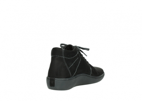 wolky chaussures a lacets 08126 babylon 50000 nubuck noir_9