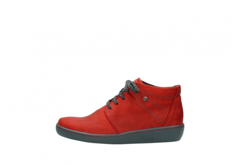 wolky lace up shoes 08126 babylon 50500 red oiled nubuck_1