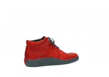 wolky lace up shoes 08126 babylon 50500 red oiled nubuck_11