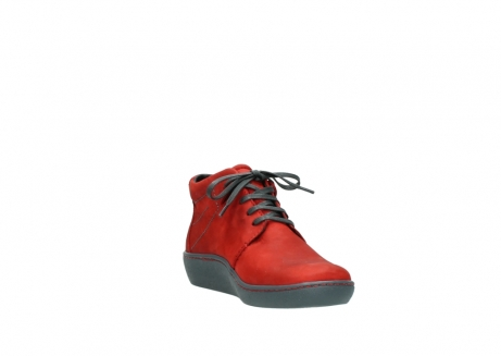 wolky lace up shoes 08126 babylon 50500 red oiled nubuck_17
