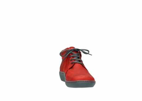 wolky lace up shoes 08126 babylon 50500 red oiled nubuck_18