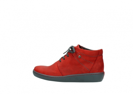 wolky lace up shoes 08126 babylon 50500 red oiled nubuck_2