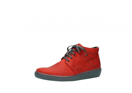 wolky lace up shoes 08126 babylon 50500 red oiled nubuck_23