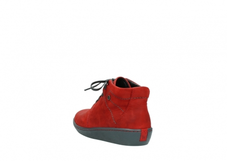 wolky lace up shoes 08126 babylon 50500 red oiled nubuck_5
