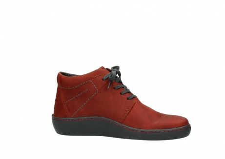 wolky lace up shoes 08126 babylon 50540 winter red oiled leather_14