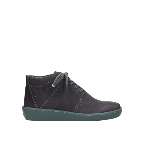 wolky chaussures a lacets 08126 babylon 50600 nubuck violet