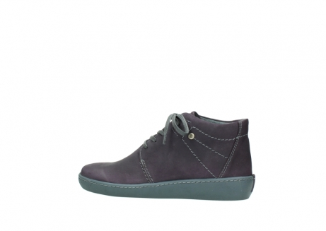 wolky chaussures a lacets 08126 babylon 50600 nubuck violet_2