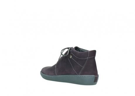 wolky chaussures a lacets 08126 babylon 50600 nubuck violet_4