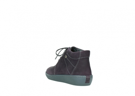 wolky chaussures a lacets 08126 babylon 50600 nubuck violet_5