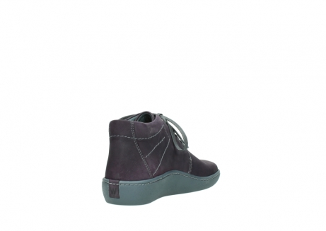 wolky chaussures a lacets 08126 babylon 50600 nubuck violet_9