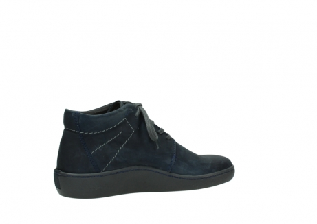 wolky lace up shoes 08126 babylon 50800 dark blue oiled nubuck_11