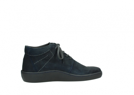 wolky lace up shoes 08126 babylon 50800 dark blue oiled nubuck_12