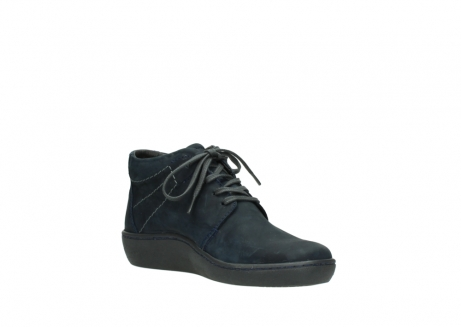 wolky lace up shoes 08126 babylon 50800 dark blue oiled nubuck_16