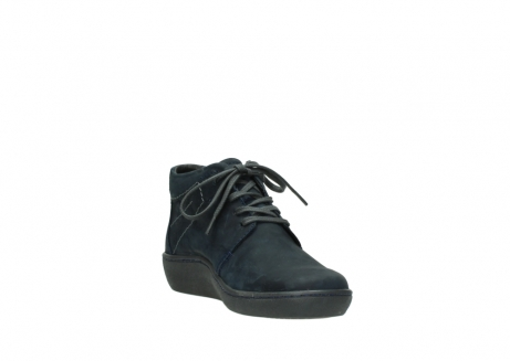 wolky lace up shoes 08126 babylon 50800 dark blue oiled nubuck_17