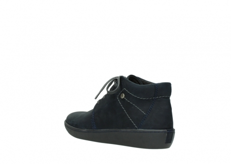 wolky lace up shoes 08126 babylon 50800 dark blue oiled nubuck_4