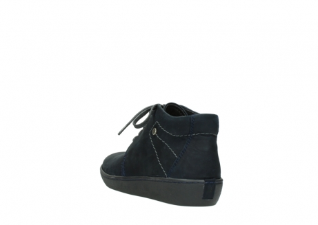 wolky lace up shoes 08126 babylon 50800 dark blue oiled nubuck_5