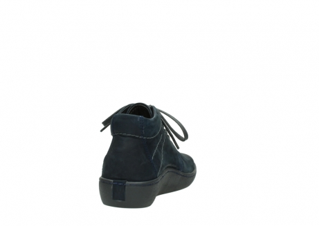 wolky lace up shoes 08126 babylon 50800 dark blue oiled nubuck_8