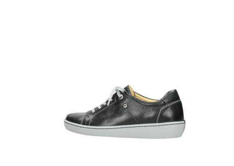 wolky lace up shoes 08128 gizeh 30070 black summer leather_2