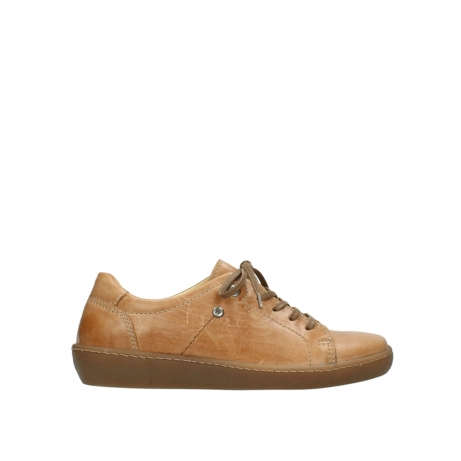 wolky veterschoenen 08128 gizeh 30400 naturel leer