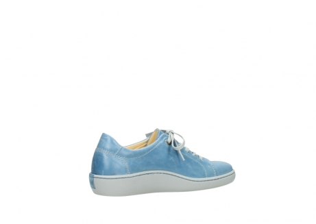 wolky lace up shoes 08128 gizeh 30820 denim blue leather_11