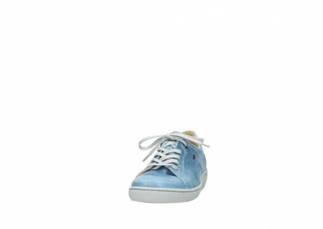 wolky lace up shoes 08128 gizeh 30820 denim blue leather_20