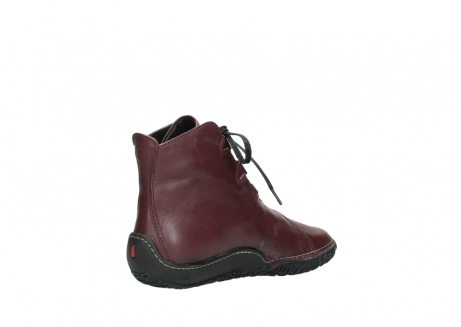 wolky lace up shoes 08330 innocence 50600 purple oiled leather_10