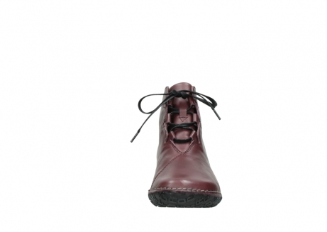 wolky lace up shoes 08330 innocence 50600 purple oiled leather_19