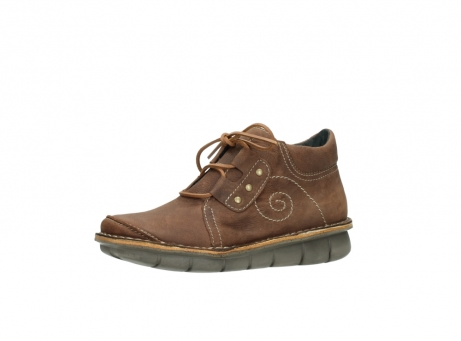 wolky chaussures a lacets 08384 gallo 10430 nubuck cognac_23