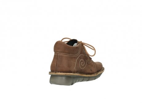 wolky chaussures a lacets 08384 gallo 10430 nubuck cognac_9